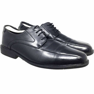 Croft & Barrow Men Oxford Size Us 13 Black Lace Up